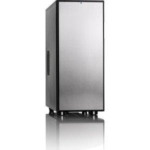Black Titanium Case - Fractal Design Define XL R2 Computer Case - Titanium FD-CA-DEF-XL-R2-TI