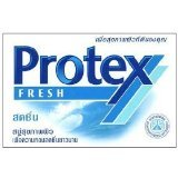 Protex Antibacterial Soap for Skin Health + Agent Fresh Amazing of Thailand