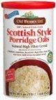 Old Wessex Scottish Porridge Oats (6x18.5 oz.)