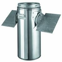 Selkirk Metalbestos 8T-RSP 8-Inch Stainless Steel Roof Support Package