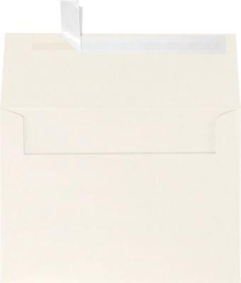 A7 Invitation Envelopes w/Peel & Press (5 1/4 x 7 1/4) - Quartz Metallic (50 Qty) | Perfect for Invitations, Announcements, Sending Cards, 5x7 Photos | Printable | 80lb Paper | 5380-08-50