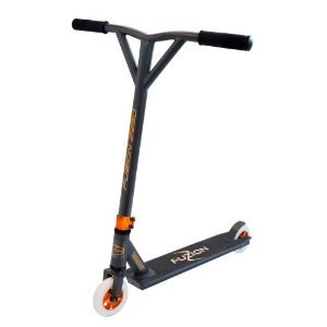 Scooter X-3 PRO Fuzion Stunt for Kids, Black