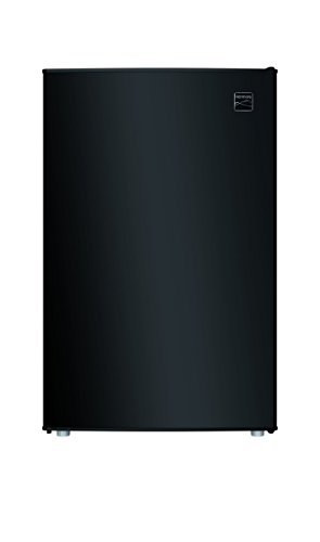 Kenmore 99059 Compact Mini Refrigerator, 4.5 cu. ft. in Black