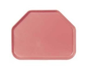 Carlisle 1713FG069 Glasteel Trapezoid Fiberglass Cafeteria/Fast Food Tray, NSF Certified, 18