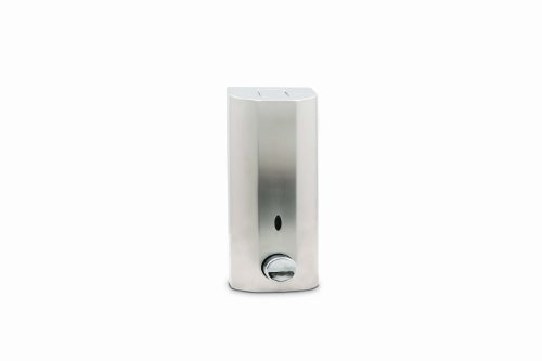 Single Stainless Steel Shower Dispenser by Zadro