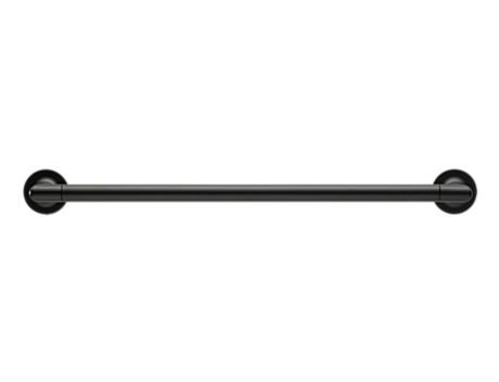 Brizo 691875 18'' Towel Bar from the Odin Collection, Matte Black by Brizo
