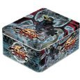YuGiOh 5Ds 2010 Collection Tin 1st Wave BlackWinged Dragon Chimeratech Fortress Dragon, Blackwing Vayu, Green Baboon Wicked Eraser