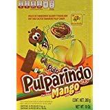 Pulparindo Mango Flavor – Mexican Candy By De La Rosa – PACK OF 4
