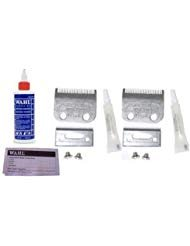- Wahl Replacement Blade Sets Plus Oil ** Two #1045 Blade Sets For Home Clippers * Plus 4oz Oil