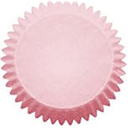 Baby Pink Mini Cupcake Liners Baking Cups