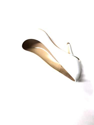 Tacón decollete Barett Punta Con Zapatos Bianco De Guess Cerrada Mujer Para pump leathe qYBwpxdgR