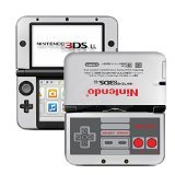 Retro NES Limited Edition VINYL SKIN STICKER DECAL COVER for Nintendo 3DS XL / LL Console System (Nintendo 3ds Skin)