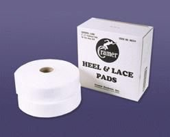 Cramer Heel and Lace Pads for Blister Prevention and Athletic Tape Protection, Box of (Lace Pads)