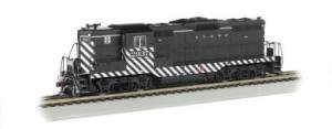 Bachmann Industries Santa Fe 2937 EMD GP9 Diesel Locomotive Car