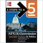 Téléchargement gratuit d'ebooks iPod 5 Steps to a 5 AP US Government and Politics, 2012-2013 Edition (5 Steps to a 5 on the Advanced Placement Examinations Series) 4th (forth) edition MOBI