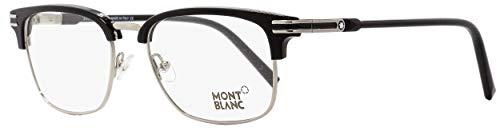 Eyeglasses Montblanc MB 669 MB 0669 001 shiny black