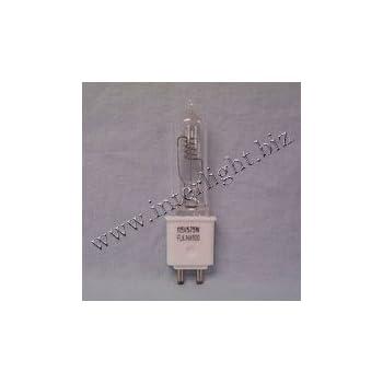 REPLACEMENT BULB FOR AMERICAN DJ B557 ZB-HX600 OPTI-PAR FS-1000