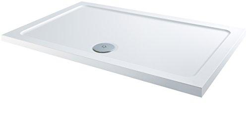 MX Group XPT 1000 x 900 mm Rectangle DucStone Low Profile Flat Top Shower...