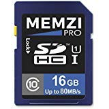 - MEMZI PRO 16GB Class 10 80MB/s SDHC Memory Card for Canon IXUS 210, 190, 185, 182, 180, 177, 175, 172, 170, 165, 162, 160, 157, 155, 150, 147, 145, 140, 135, 133, 132, 130, 107, 105 Digital Cameras