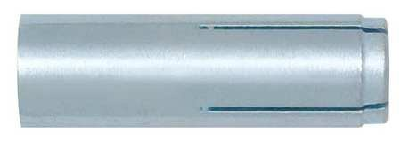 Expnsion Anchor, 5/8-11x2-1/2in, PK25