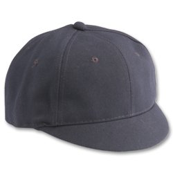 Umpire Short Bill Cap - Navy -