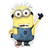 Despicable Me 2 Minion Wave Phil Car Magnet