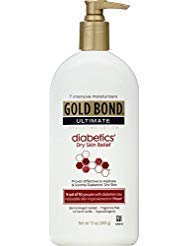 - Gold Bond Ultimate Diabetic Skin Relief Lotion, 13 oz - Buy Packs and SAVE (Pack of 2)