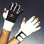 Impacto Ergonomic Anti-Impact Glove with Wrist Support - Medium