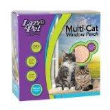 Lazy Pet 36451WP Multi-Cat Window Perch