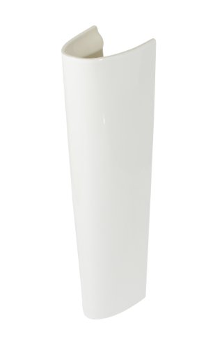 TOTO PT243#11 Pedestal Foot, Colonial White