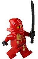 Lego Ninjago Kai DX Dragon Suit Minifigure -