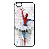 iPhone 7 PLUS Phone Protector Cases Cool Spiderman Comics]()