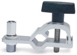 TruckSpec Quick Disconnect Clamp Mirror Mount SO-239 Stud Connector - TruckSpec TS-136