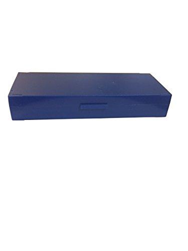 Premiere 50 Capacity Slide Storage Box, Blue. 97-0056