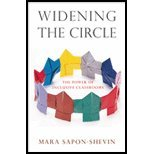 Widening the Circle (07) by Sapon-Shevin, Mara [Paperback (2007)]