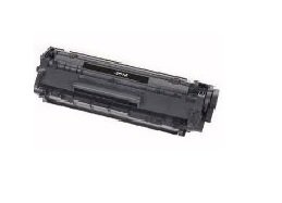 Calitoner Compatible Toner Cartridge Replacement for HP Q2612A ( Black )