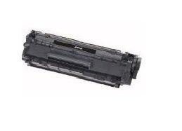 Calitoner Compatible Toner Cartridge Replacement for HP Q2612A ( Black )