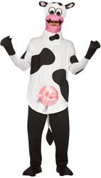 [Unisex Costume: Cow-One Size PROD-ID : 1424321] (Cow Hooves Costume)