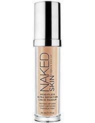 (UD Naked Skin Weightless Ultra Definition Liquid Makeup Foundation - Shade 1.5)