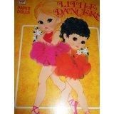 Little Dancers Paper Dolls. (No. 1946).