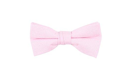 Born to Love - Boys Kids Pre Tied Bowtie Christmas Holiday Party Dress Up Bow Tie (Medium, Light (Christmas Lights Tie)