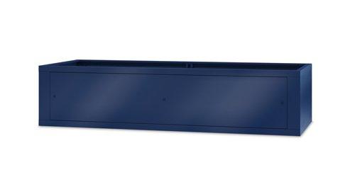APC ACSB76192 UNIFLAIR SUB BASE PLENUM 500MM 20 NO GRILLE SIZE 6 UNIFLAIR BLUE ()