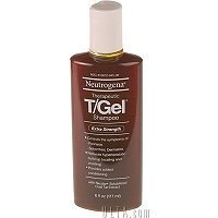 Neutrogena T/Gel Extra Strong Shampoo 6.0 (Quantity of 4) by Neutrogena