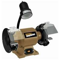 Radians Inc RK7865 Bench Grinder 6'' - 2.5Amp 0.5Hp