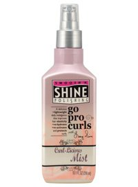Price comparison product image Smooth N Shine Go Pro Curls Curl-Licious Mist, 10.1 Ounce