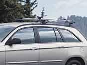 (2004 -2008 Chrysler Pacifica Roof Rack Cross Rails (Production)