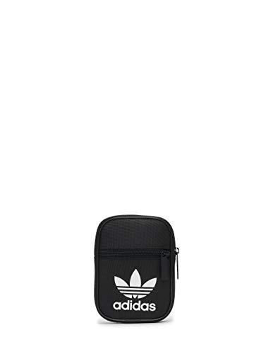 Sacs Noir Festvl negro blanco Bandoulière Adidas B Trefoi qxOfnfAt