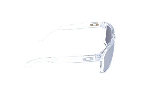 Holbrook Iridium soleil S3 de Iridium Oakley Lunette homme Chrome Chrome Clear Bw674zdq