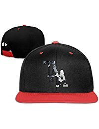 Big And Little Boys' Cap Women The Amity Affliction Flash Sheet Adjustable Snap Hat -