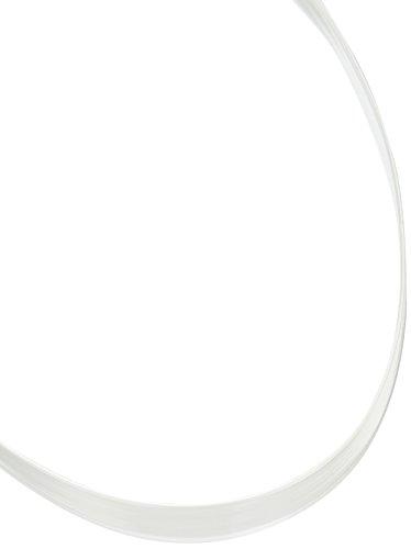 RV Designer E463 Colonial White 100 Roll Insert Trim